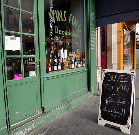 Bar i Paris